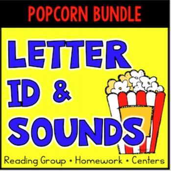 Letter Recognition  Letter Sounds Assessment, Printables,