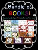 Bundle O' Books - 41 Emergent Readers