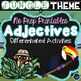 Parts of Speech Bundle - Nouns, Verbs, Adjectives, Synonym
