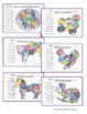 Bundle: Prek_k_1 Color by Color Words, Number Words, CVC W