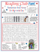 Bundle: Remember On Memorial Day Two-Page Activity Set and