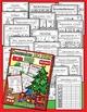 Winter Bundle - NO PREP Math & Literacy (Kindergarten) - D