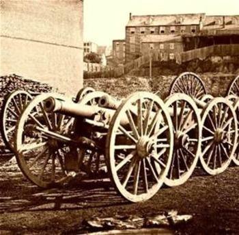 Bundle of 2 - American Civil War - Weapons & Technology Advances