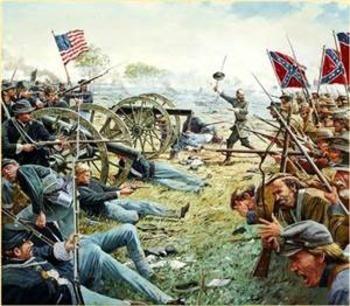 Bundle of 2 - American Civil War - Battle of Gettysburg &