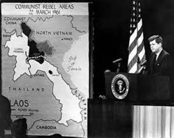 Bundle of 2 - Cold War - JFK & The Vietnam War