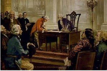 Bundle of 2 - Establishing the US Government - US Constitu