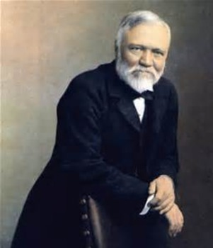Bundle of 2 - Industrialization - Andrew Carnegie & The Go