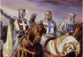 Bundle of 2  - Middle Ages - Christianity, the Crusades &