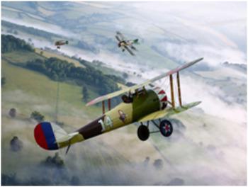 Bundle of 2 - World War I - Enemy Aces - Rickenbacker & Th