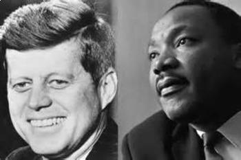 Bundle of 3 - Civil Rights Movement - Agendas & Policies o