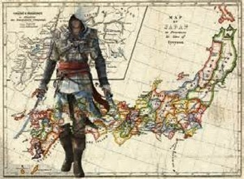 Bundle of 3 - Civilizations of East Asia - Feudal Japan
