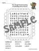 Bundle of 3 Gingerbread Literacy Units READY 2 USE - PRINT 'N GO