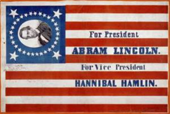 Bundle of 3 - US Presidents - #16 - Lincoln & His Elections