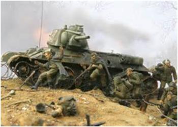 Bundle of 3 - World War II - Zhukov & The Battles of Seelo