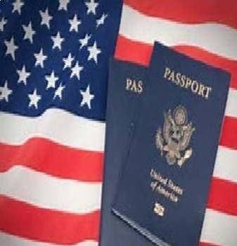 Bundle of 4 - What is American Citizenship-Unit Lesson Pla