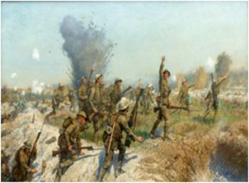 Bundle of 4 - World War I - Key Battles of 1916