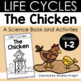 Bundle of Books:  Animal Life Cycles {5 Books & Comprehens
