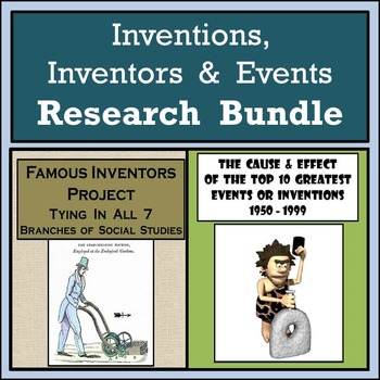 Bundle of Invention, Inventors, and Events Research Projec
