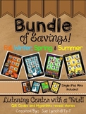 Bundle of QR Code & Hyperlink Stories {Fall, Winter, Sprin