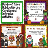 Bundle of Three Holiday Online Library Catalog and Inferen
