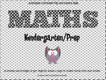 Bundled Australian Curriculum Flap Books Prep/Kindergarten