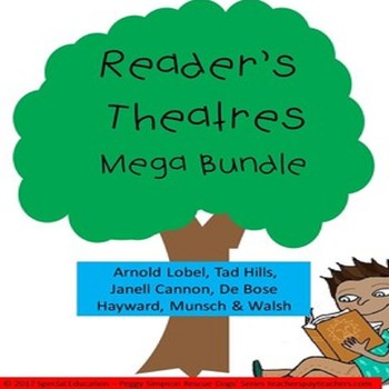 Reader's Theatres Munsch, Cannon, Bunting, Walsh, Du Bose,