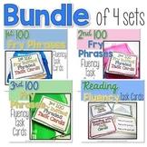 Bundled Fluency Task Cards