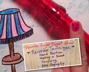 Recorder Technique Bundled Videos: Hand Position,Tonguing,