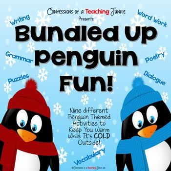 Bundled Up Penguin Fun!