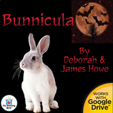 Bunnicula Unit Novel Study