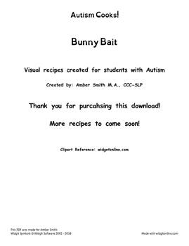 Bunny Bait- Visual Recipe