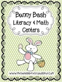 First Grade Centers: Easter