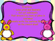 Alphabet Match Center Bunny Belly