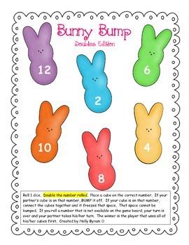 Bunny Bump Math