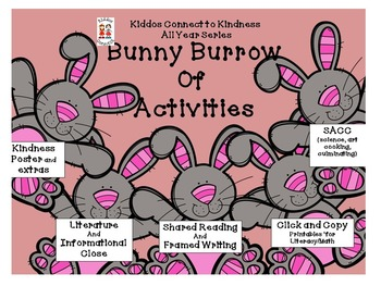 Bunny Burrow of Activities - Kiddos Connect All-Year to Ki