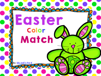 Bunny Color Match
