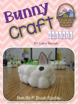 Bunny Craft ~ FREEBIE