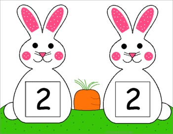 Bunny Early Learning Pack