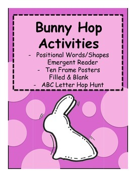 Bunny Hop Activities