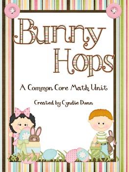Bunny Hops - A Common Core Math Unit