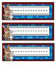 Bunny Name Tags - Printable Name Tags