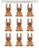 """""""Bunny Obstacle Course!"""" -- Sequential Moves with a Group"""