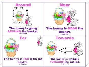 Bunny Prepositions