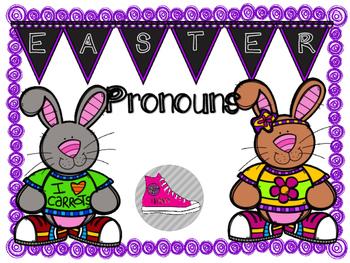 Bunny Pronouns-FREEBIE