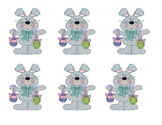 Bunny Scrambled Sentences