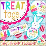 Bunny Treat Tags