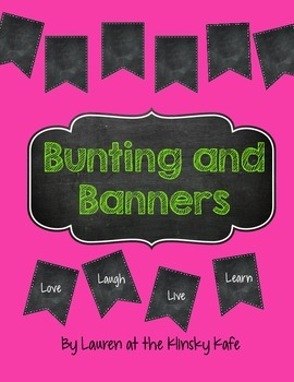 Bunting Banners