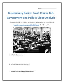 Bureaucracy Basics: Crash Course U.S. Government and Polit