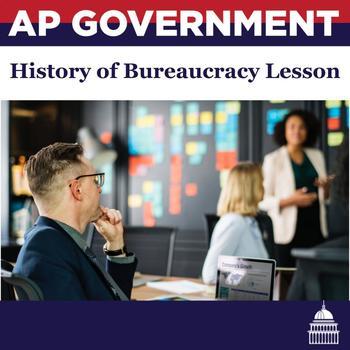 Bureaucracy Powerpoint and worksheet