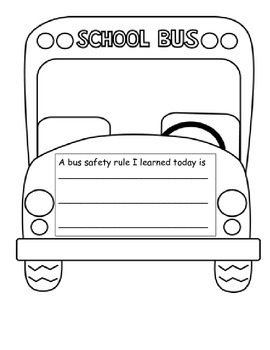 Bus Safety